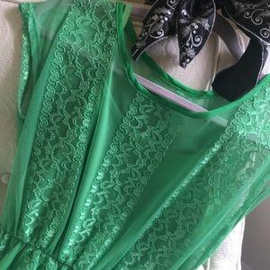 Dresses & Skirts - Green boutique  dress